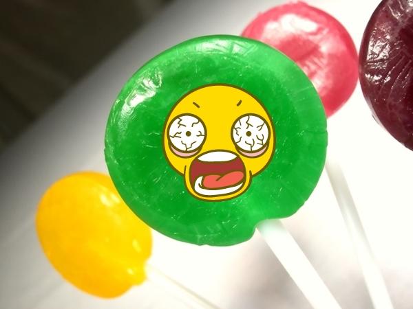 candy-sucker